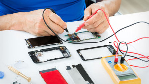 Flat Screen LED TV, Electronics Repair Shop in Houston