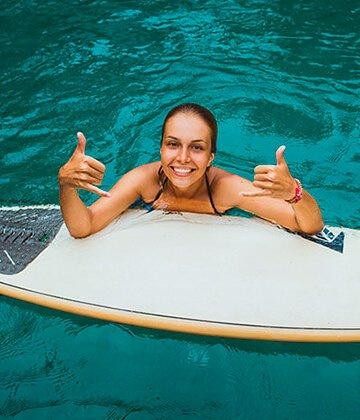 TEENAGE SURFING