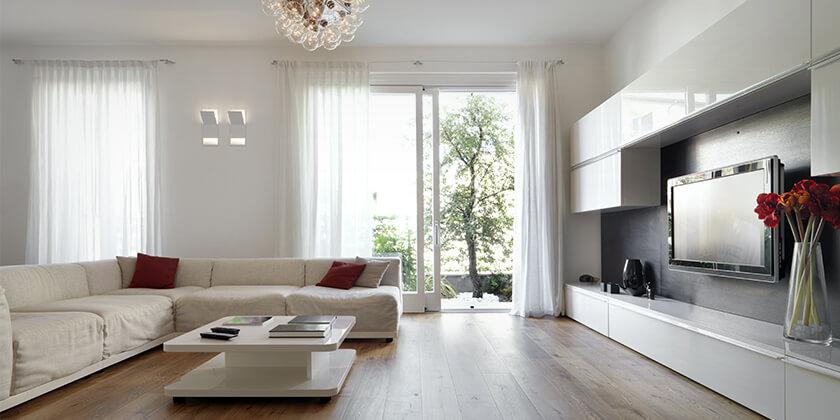 3d modeling living room