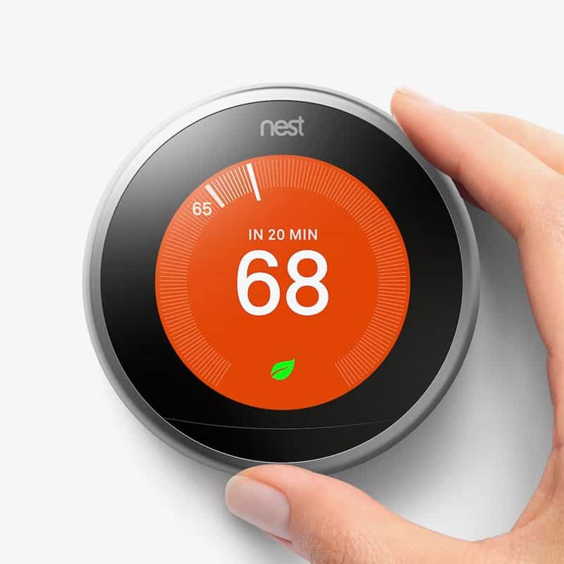 Nest Learning Thermostat  U2013 Woondershop